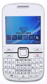 Fonerange Fone Talk & Text Sim Free Mobile Phone - White