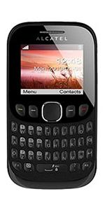 Vodafone Alcatel Tribe 3003G Pay As You Go Mobile Phone - Black