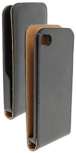 Fonerange Apple iPhone 4/iPhone 4S Slim Black Executive Leather Case