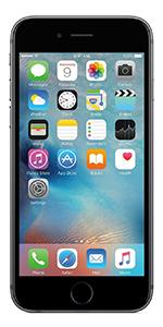 Apple Iphone 6S 16gb Simfree Mobile Phone - Space Grey