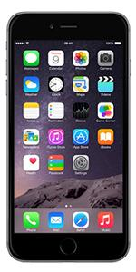 Apple Iphone 6S Plus 16gb Simfree Mobile Phone - Space Grey