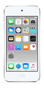 Apple iPod Touch 32GB 6th Generation - Silver