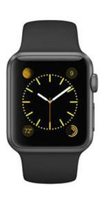 Apple Sports Watch 38MM Asian Spec - Space Grey