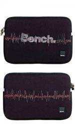 Bench Laptop Sleeve Case, Bag Cover 15inch Black