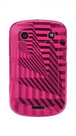 Case-Mate Architecture Pink Gelli Case Cover for Blackberry Bold 9900/9930