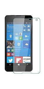 Fonerange Nokia Lumia 650 Screen Protector