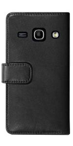 Fonerange Samsung Galaxy S6310 Young Leather Wallet Case - Black