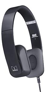 Genuine Nokia/Monster WH-930 Purity HD Stereo (EURO 1) Headset - Black