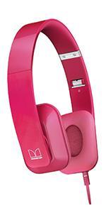 Genuine Nokia/Monster WH-930 Purity HD Stereo (EURO 1) Headset - Fushsia