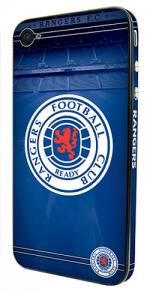 Genuine Rangers FC Skin for iPhone 4/4s