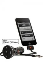 Griffin GA22050 iTrip Dual Connect Play & Charge for Apple iPhone & iPod