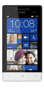 HTC 8S Windows UK Spec Sim Free Phone - Black