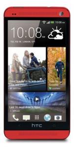 HTC One 32Gb Simfree Smartphone - Red