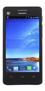 Huawei Y500 Sim Free Android Smartphone - Black