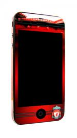 Liverpool FC Skin Sticker for Apple iPhone 4/4S