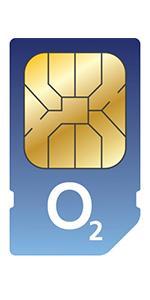 O2 PAYG Classic Triple Sim Pack