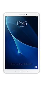 Samsung 10.1 Inch T585 16GB LTE Galaxy Tab A - White
