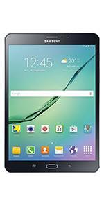 Samsung 8.0 Inch 32GB Eu Galaxy Tab S2 T710 Wifi - Black