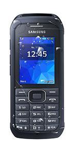 Samsung B550H Xcover 550 Sim Free Mobile Phone - Dark Silver