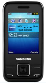 Samsung E2600 Sundance DL on Orange Pay As You Go / PAYG Mobile Phone - Black