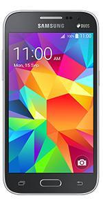 Samsung Galaxy Core G361 Prime Sim Free Eu Spec Smartphone - Black