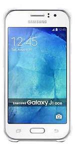 Samsung Galaxy J1 Ace Sim Free Smartphone - White