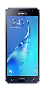 Samsung Galaxy J3 Dual Sim Sim Free Smartphone - Black