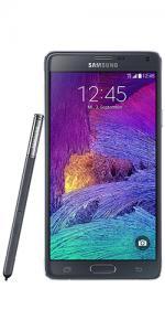 Samsung Galaxy Note 4 N910 Sim Free Unlocked Smartphone - Black