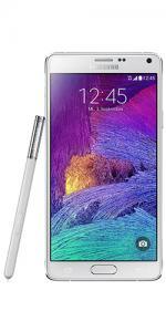 Samsung Galaxy Note 4 N910 Sim Free Unlocked Smartphone - White