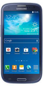 Samsung Galaxy S3 I9301 Sim Free Smartphone - Neo Blue