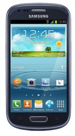 Samsung Galaxy S3 Mini i8190 Vodafone Pay As You Go Mobile Phone - Blue