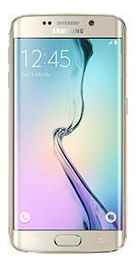 Samsung Galaxy S6 Edge Sim Free 32GB Smartphone - Gold