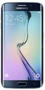 Samsung Galaxy S6 Edge Sim Free 32GB Smartphone - Black
