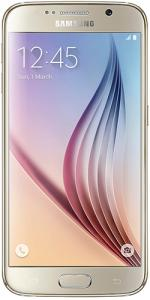 Samsung Galaxy S6 G920 Sim Free 32GB Smartphone - Gold