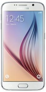Samsung Galaxy S6 Sim Free 32GB Smartphone - White