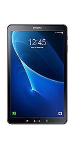 Samsung T585 LTE Galaxy Tab A, 16GB, 10.1 Inch - Black