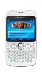 Sony Ericsson TXT CK13i Mugua White Mobile Phone on Vodafone PAYG