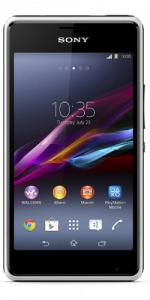 Vodafone Sony Xperia E1 4Gb Pay As You Go Smartphone - White
